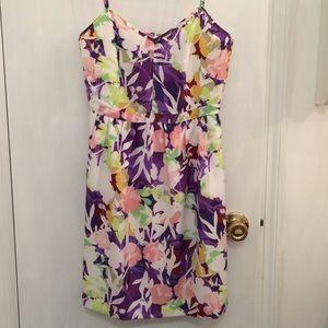 NWOT floral summer sundress!